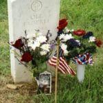 2004_05_Ole_Fagerli_Arlington_Cemetery
